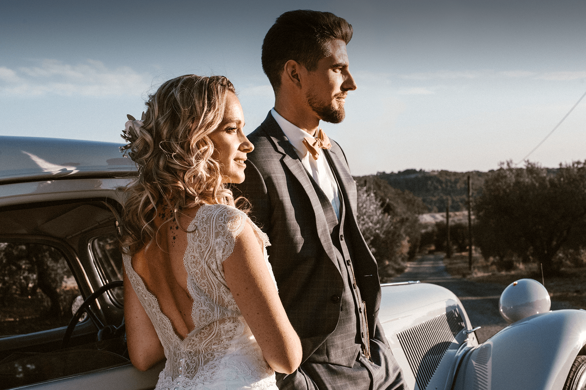 vinced photo mariage en provence couple noces marseille
